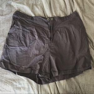 ModCloth Plus Size Shorts